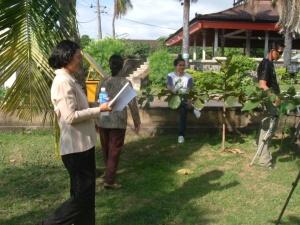 Shooting Produksi Video Pembelajaran